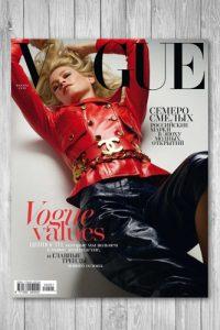 Журнал Vogue Россия №1 (январь 2020)