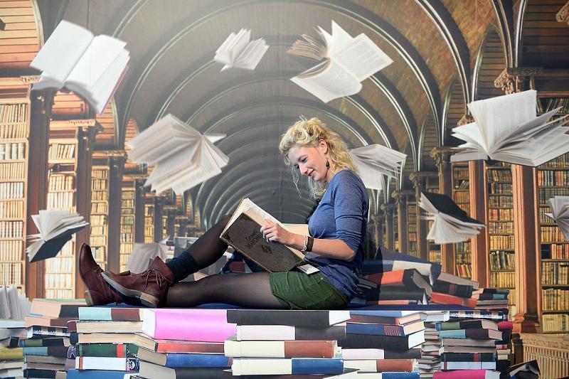 Зарабатывайте читая книги