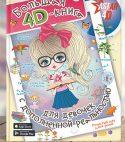 Большая 4D-книга для девочек с дополненной реальностью. Спектор А. А.